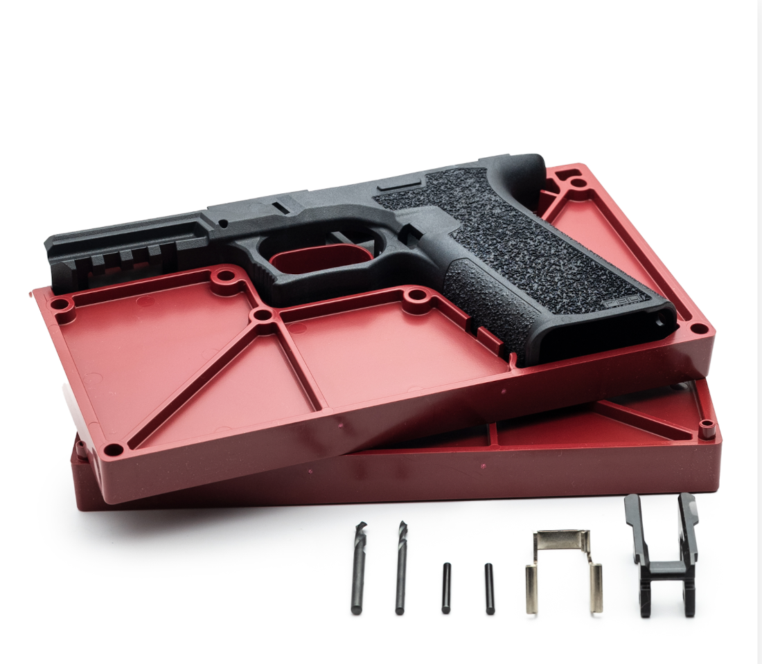 Untraceable Firearms Are the New Boogieman for Gun Control Inc.