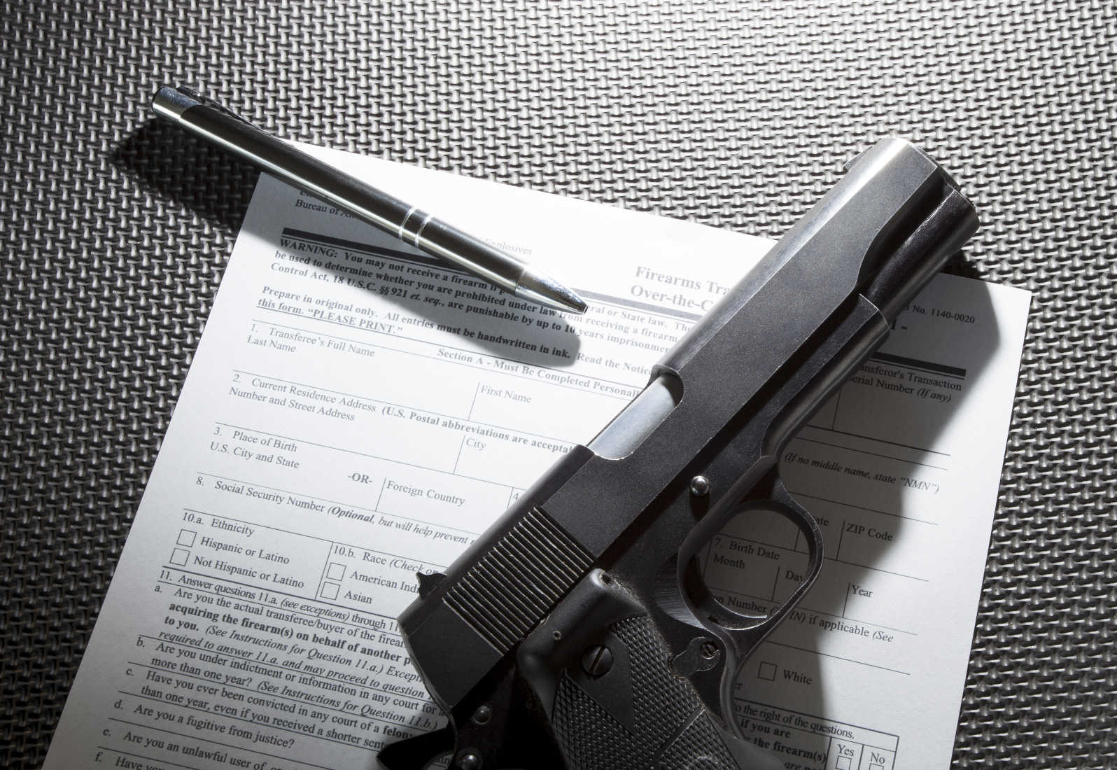 REPORT: More Americans Being Added to Background Check 'Prohibited' List without Due Process