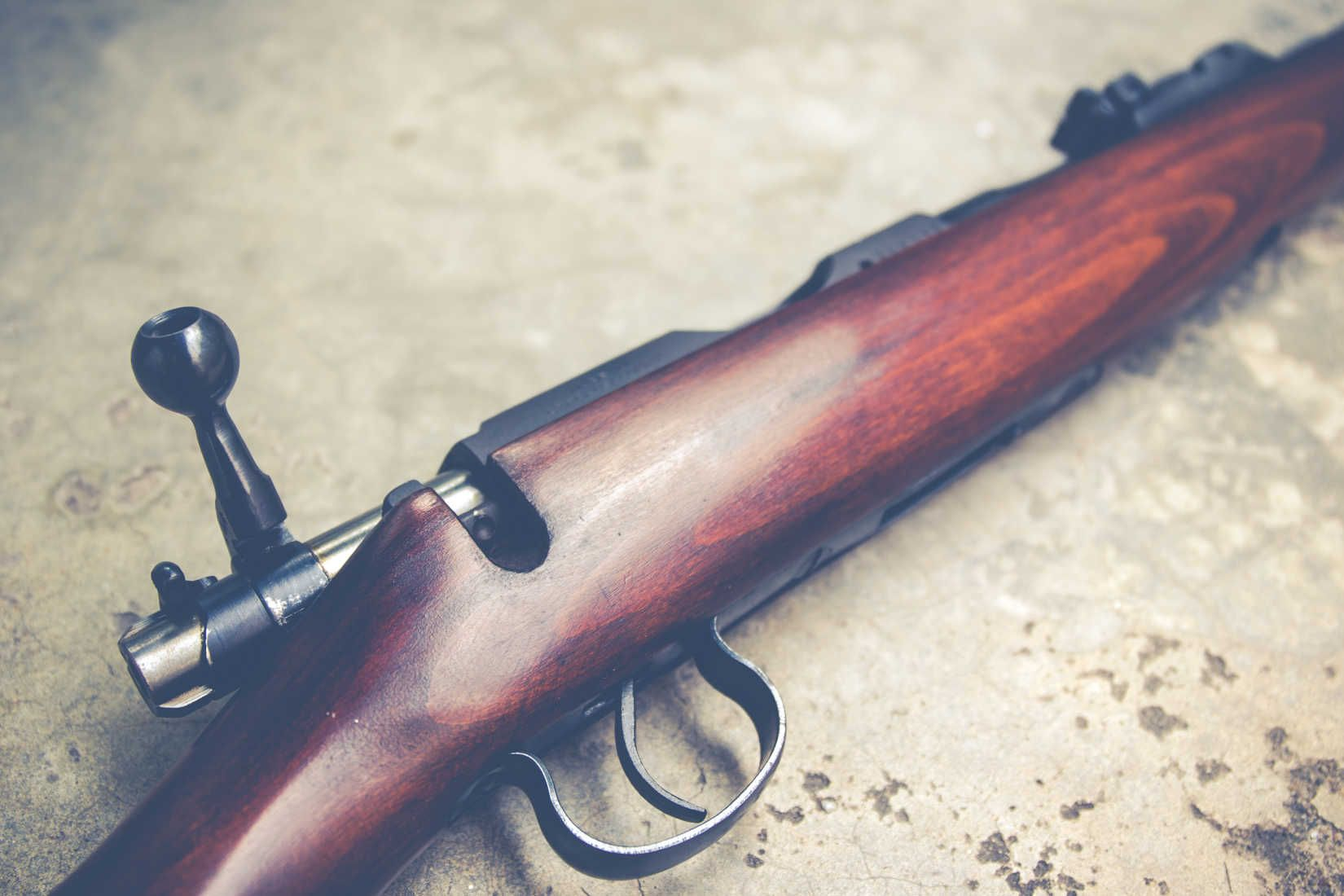 Half-a-Century of Mental Adjustments from My First Rifle