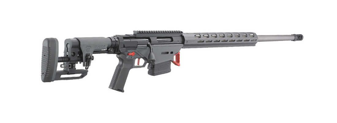 Product Review: Ruger Custom Shop Precision Rifle