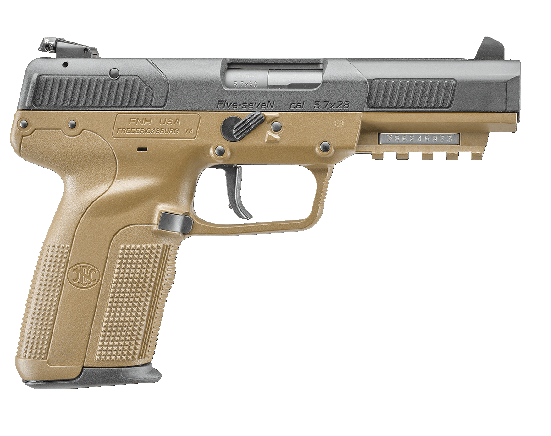 The FN Five-seveN: A Fistful of Firepower