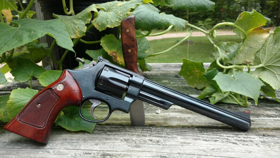 PRODUCT REVIEW: Smith & Wesson Model 25-5 Review
