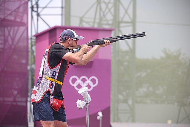 Brits Credit Gun Rights with U.S. Shooting Team's Olympics Success