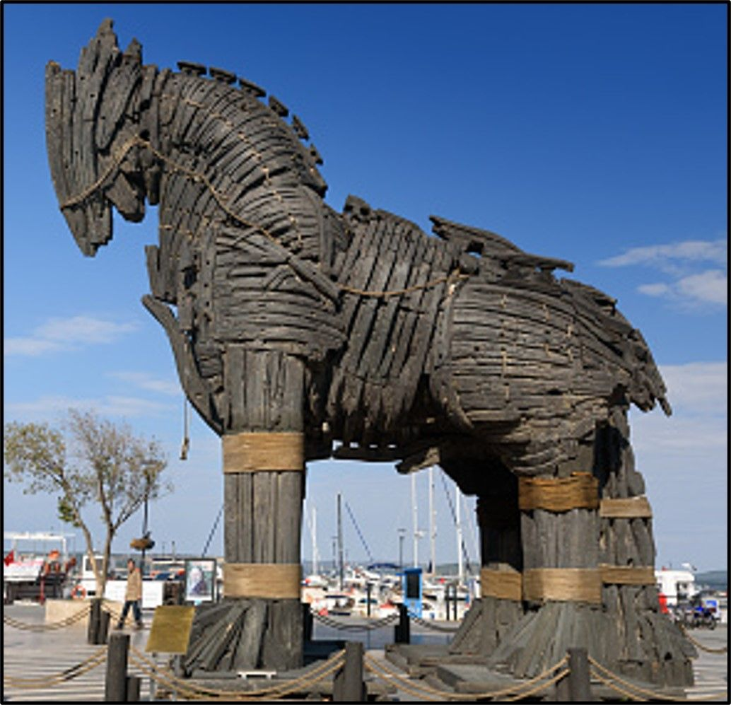 Trojan Horse: The World's First Special Operations Mission