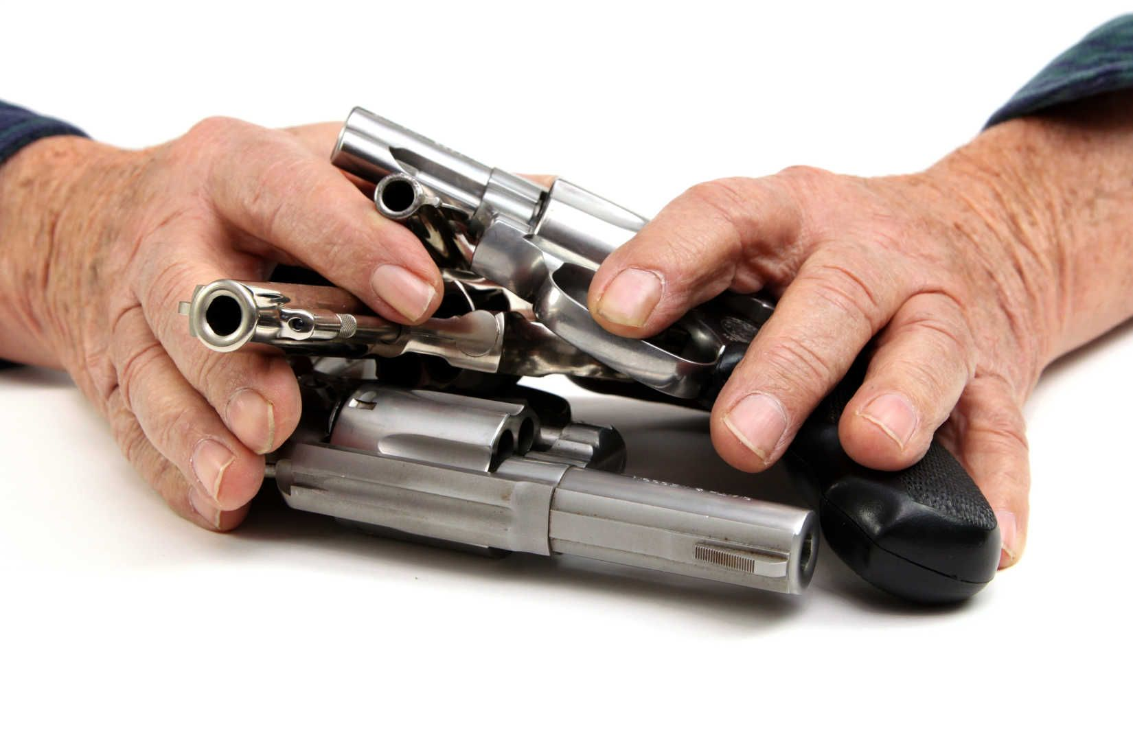 135 Republicans Sell-Out Gun Owners, Pass Bill that Includes Red Flag Gun Confiscation Orders