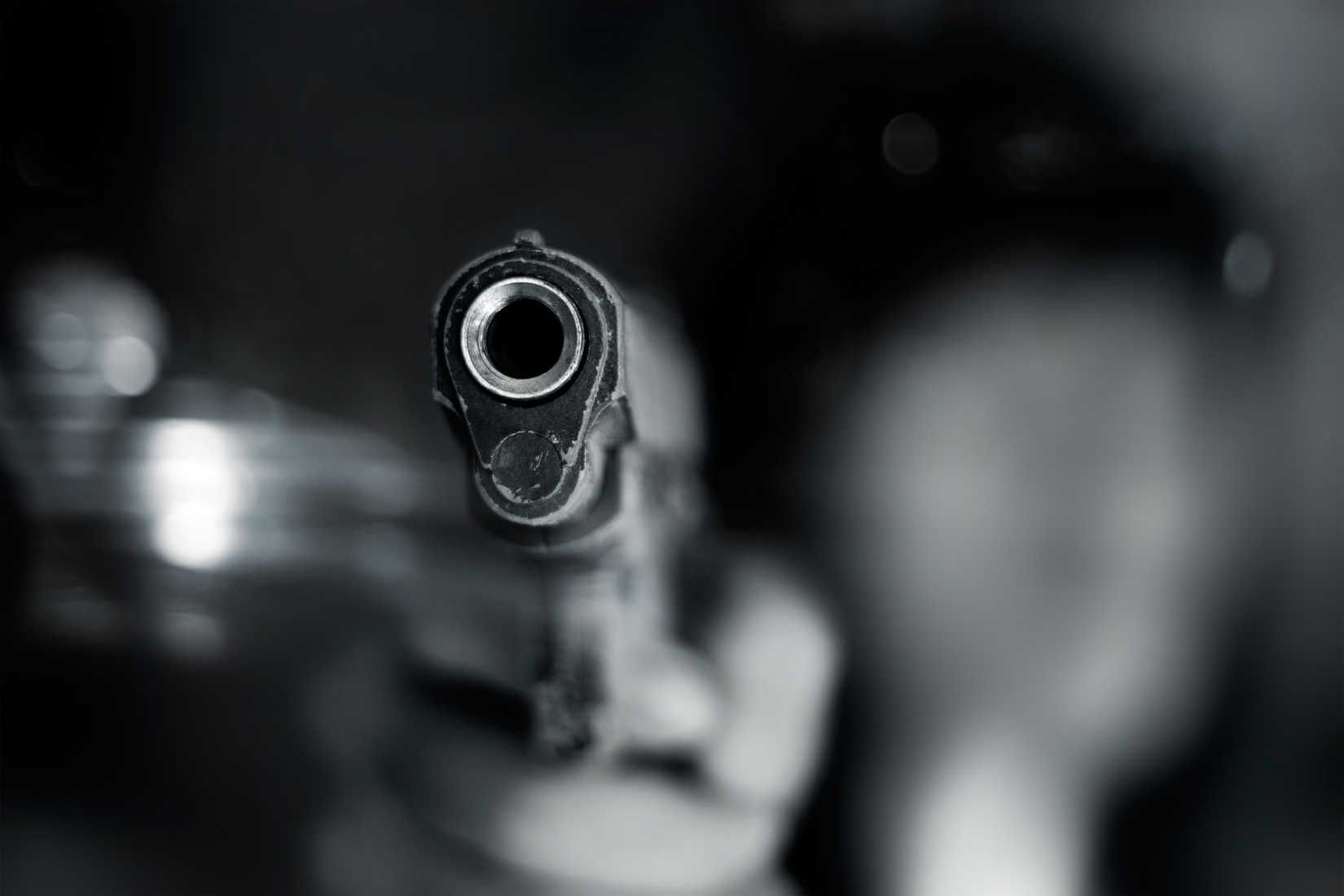 Elderly Woman Saves Her Husband by Shooting Intruder