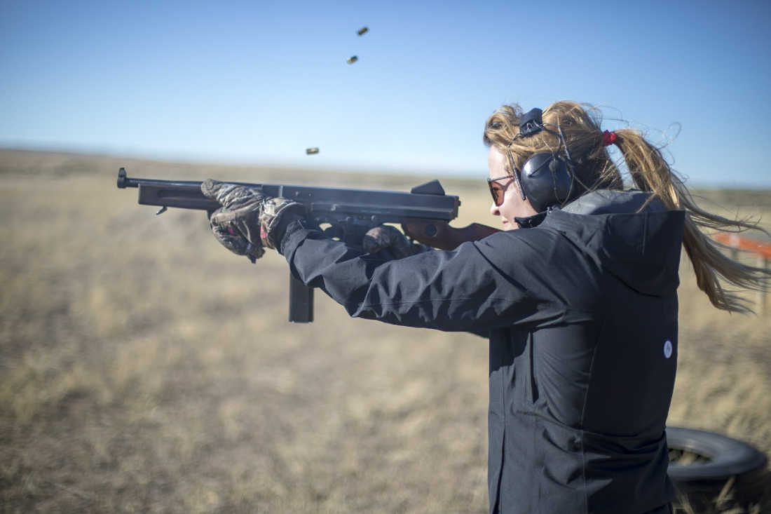 REPORT: Women Are Buying Guns at a Rate Almost Equal to Men
