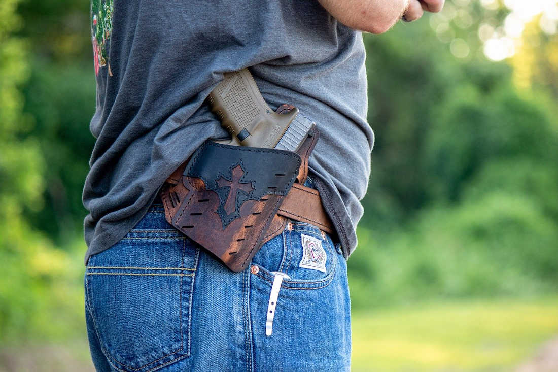 Gun Rights Group Leads Fight Against Pistol Registration Repeal in Michigan