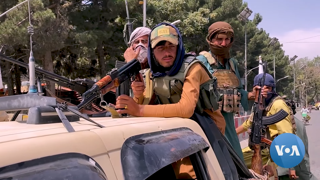 Biden Arms Islamists in Afghanistan while Pushing Gun Control on Americans