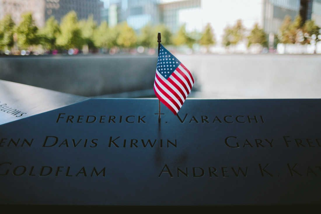 Remembering the WTC on 9/11: A First-Person Account