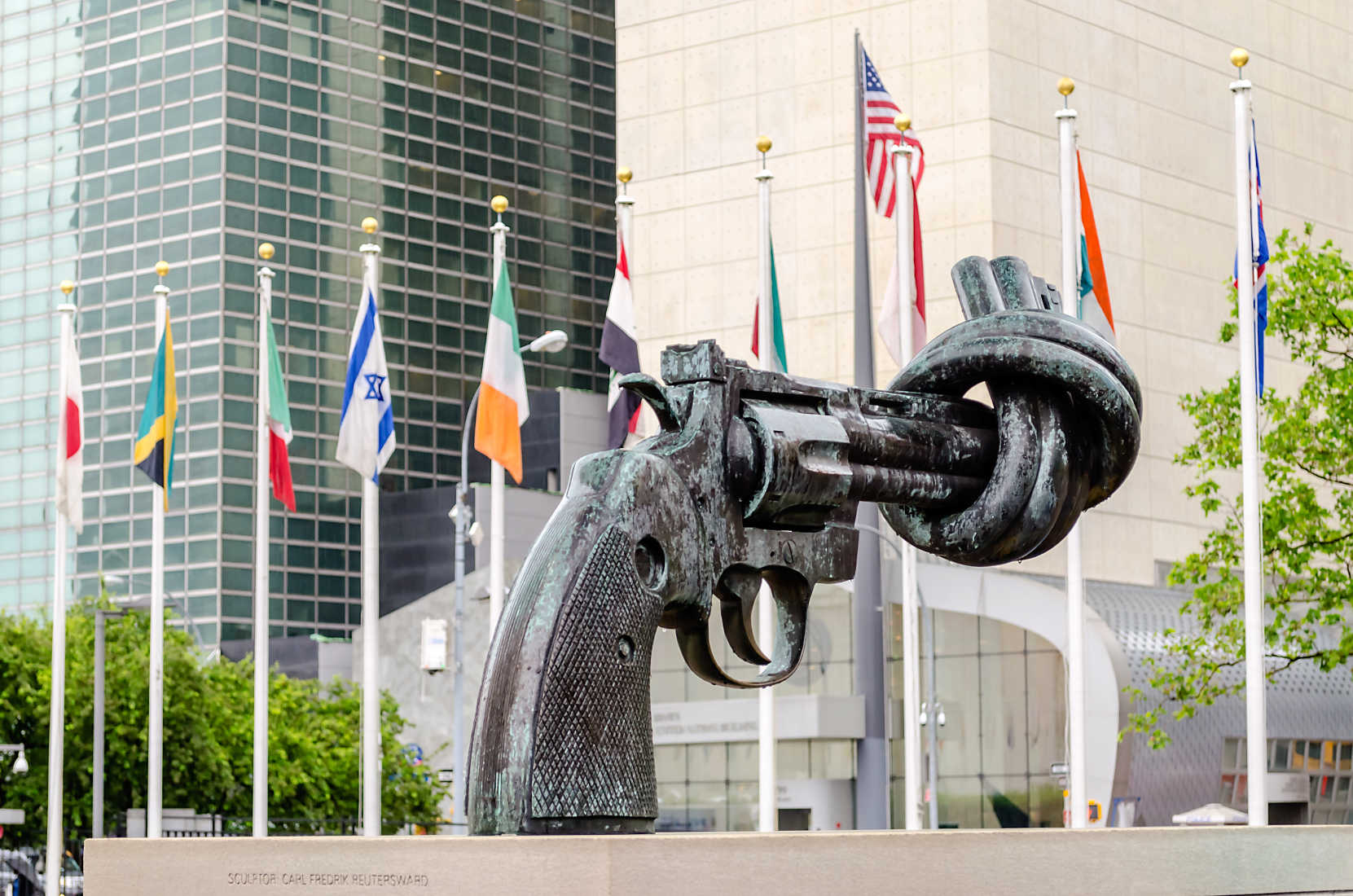 Why the UN Arms Treaty Is So Dangerous for Gun Owners